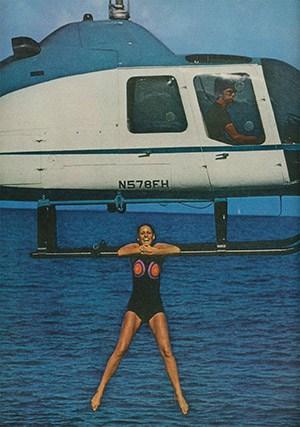 Vogue US Helmut Newton