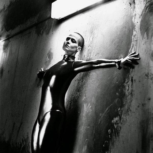 Sigourney Weaver by Helmut Newton