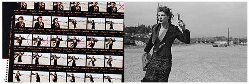 Peter Lindbergh Contact Sheet Milla 2