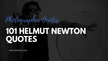 helmut newton quotes