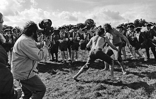 Stanley Kubrick Quotes Barry Lyndon