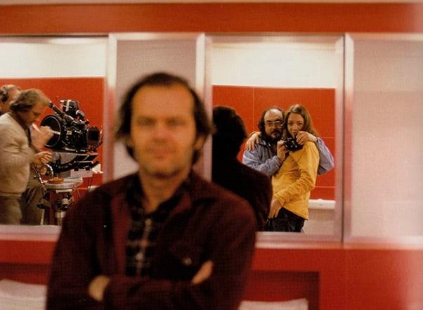 Stanley Kubrick Self-Portrait, The Shining