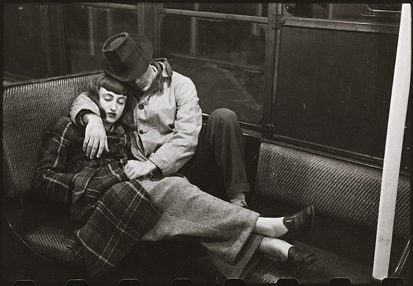 Stanley Kubrick Photos Subway, Life and Love