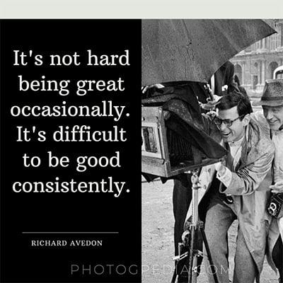 Richard Avdon Quotes 3