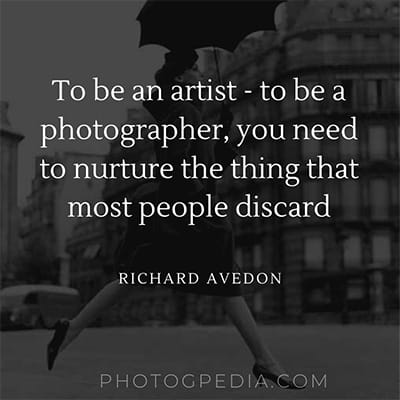 Richard Avedon Quotes 4