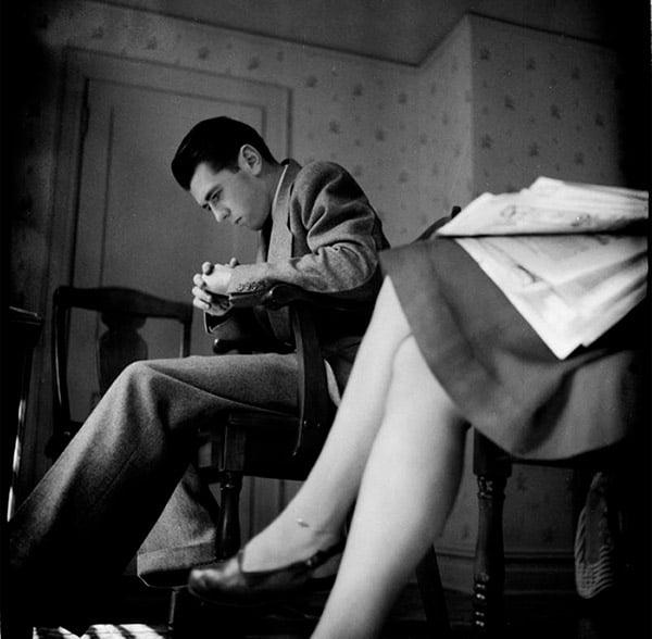 Dentist Photo, 1946