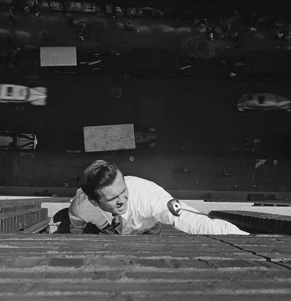 Stanley Kubrick Photography, Johnny