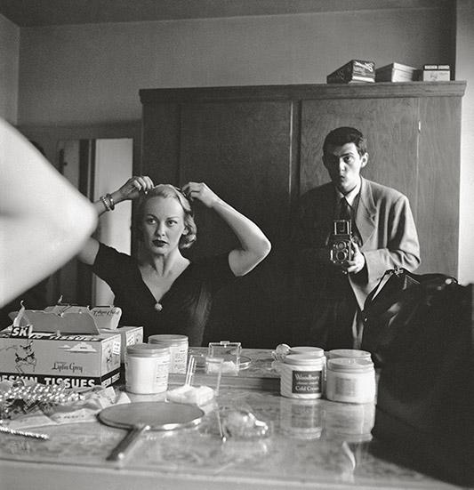Faye Emerson by Stanley Kubrick