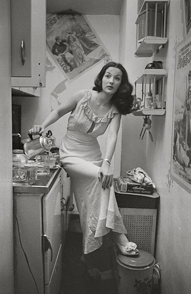 Rosemary Williams by Stanley Kubrick