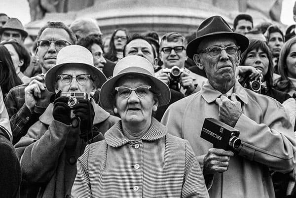 American Tourists 1968