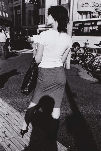 Daido Street Photography