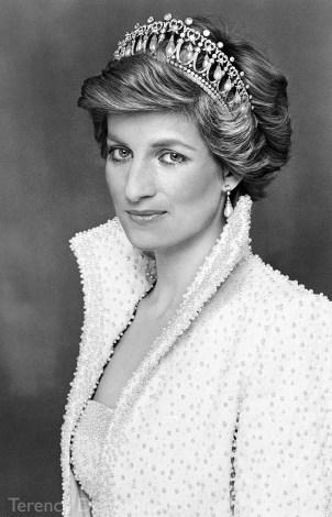 Diana Princess of Wales, Donovan Photo