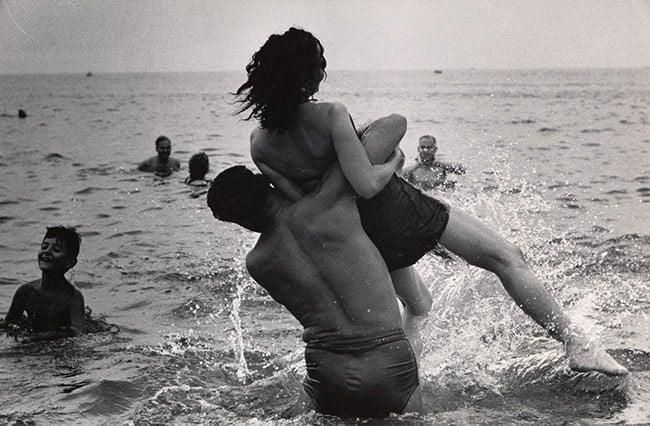 Coney Island, New York, 1952