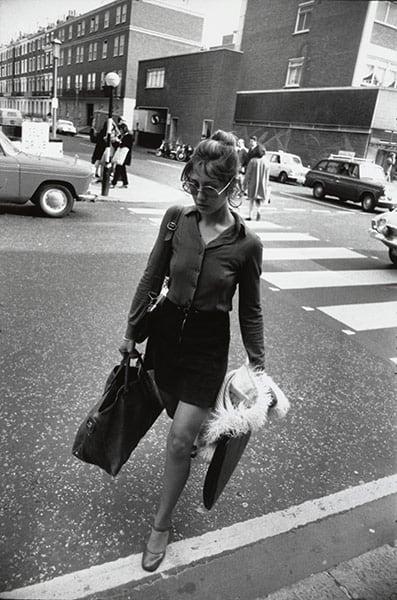 Winogrand, London, 1967