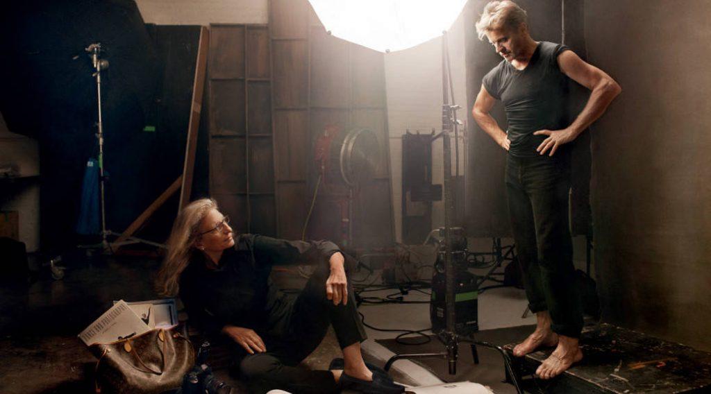 Annie Leibovitz Behind the Scenes