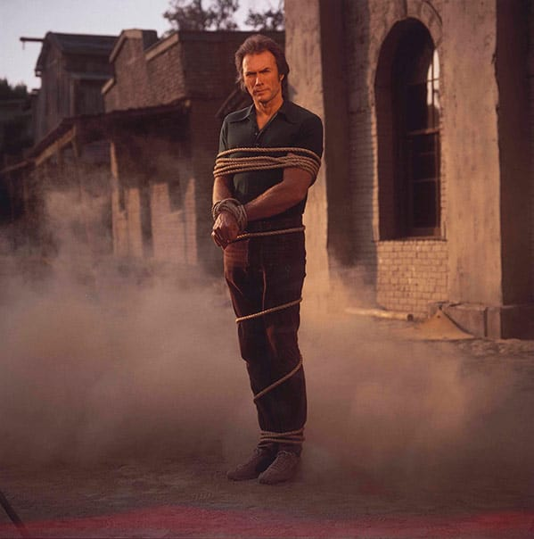Clint Eastwood, Annie Leibovitz