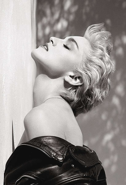 Madonna, Herb Ritts