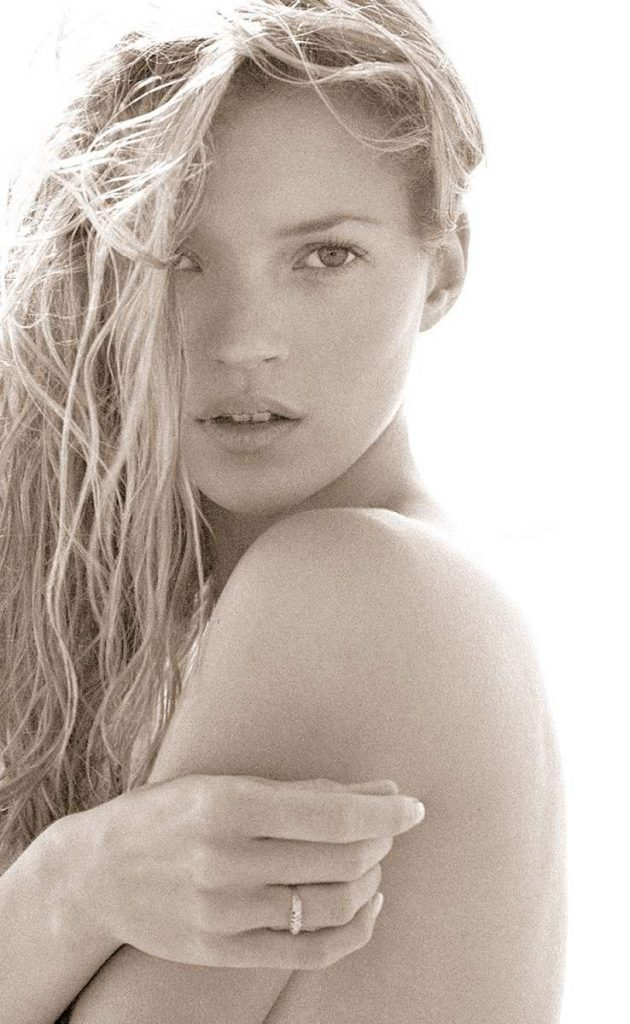 Kate Moss, Herb Ritts