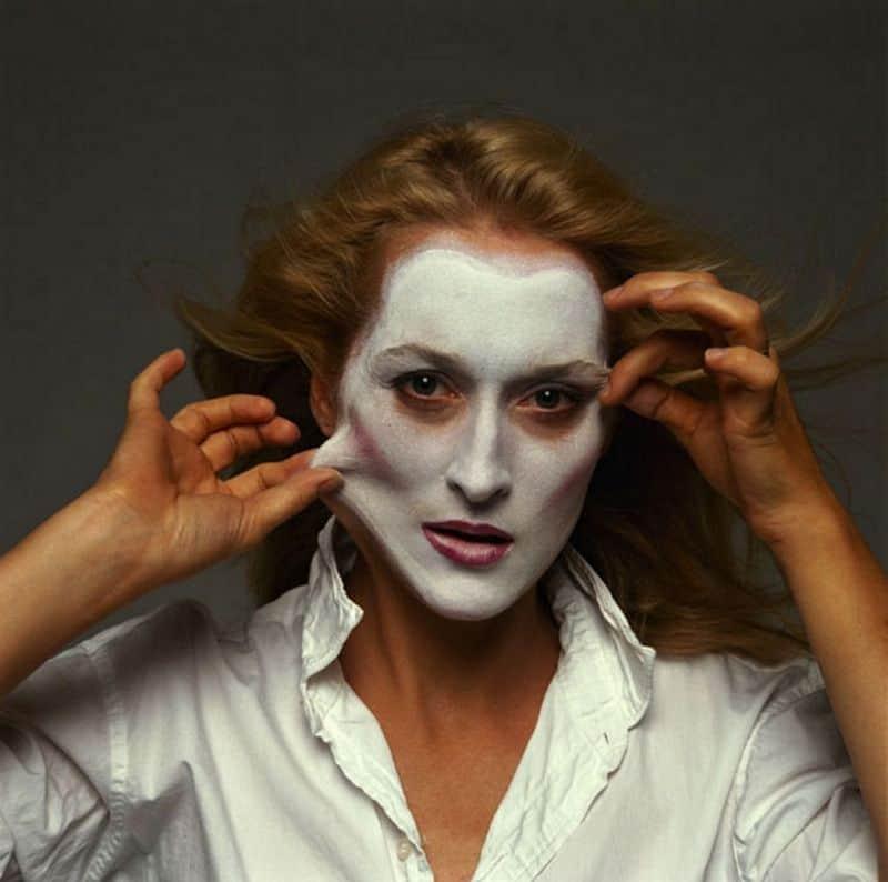 Meryl Streep by Annie Leibovitz
