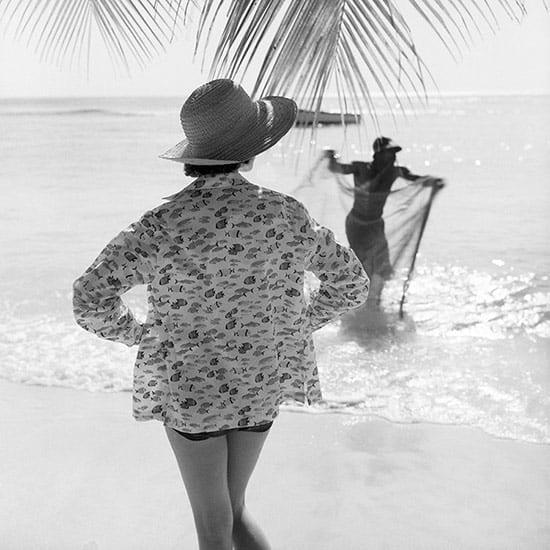 British Vogue 1957