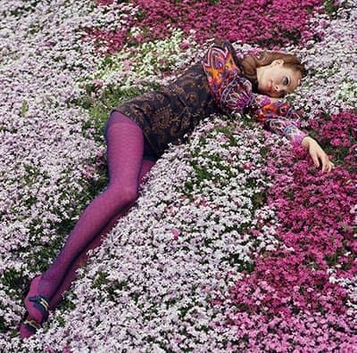 Flower Bed, Vogue