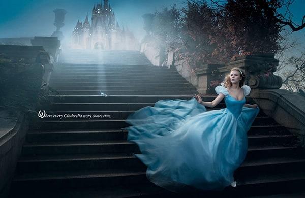 Scarlett by Annie Leibovitz