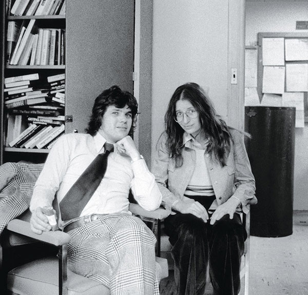 Wenner and Annie 1973