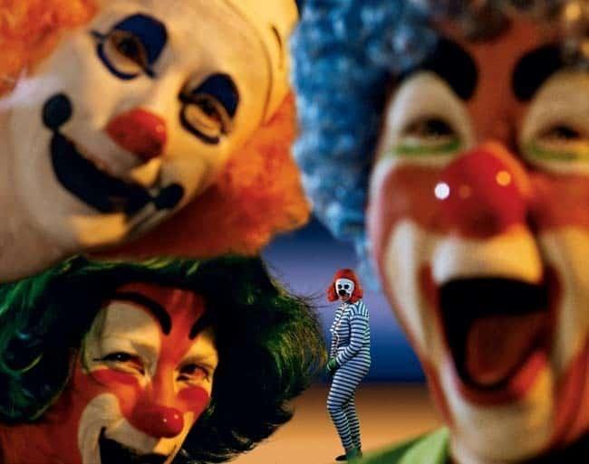 Clown Series