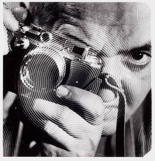 Self-Portrait, Leica