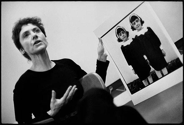 Diane Arbus Lecture, Identical Twins
