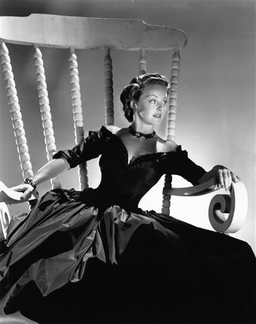 Bette Davis, Horst Portrait