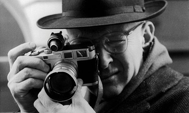 Henri Cartier-Bresson, Jane Bown