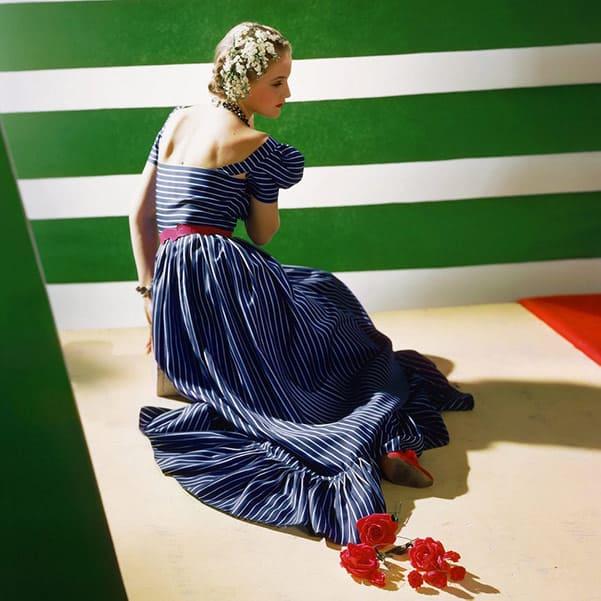 Dress by Hattie Carnegie