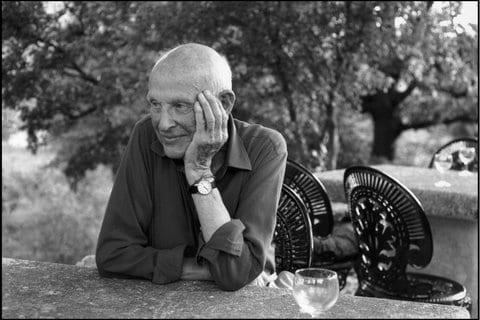Henri Cartier-Bresson 1996
