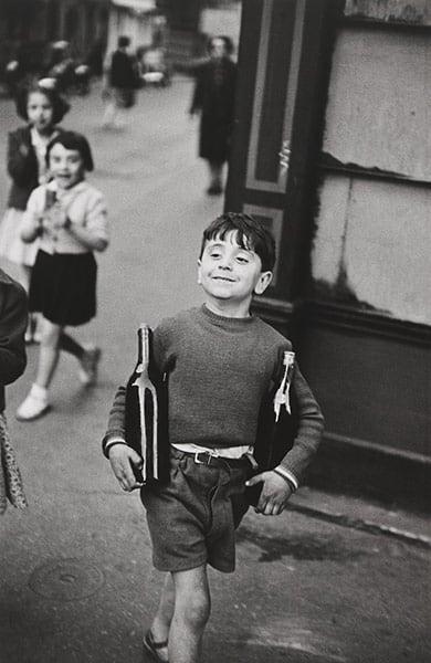 Rue Mouffetard, Paris 1954