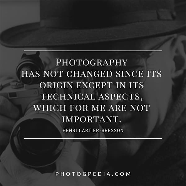 Henri Cartier-Bresson Quotes 3