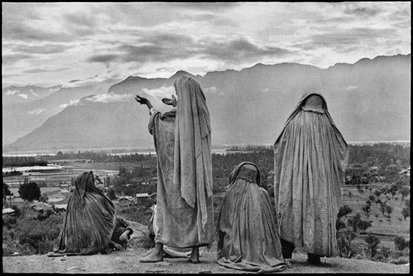 Henri Cartier-Bresson, India 1948