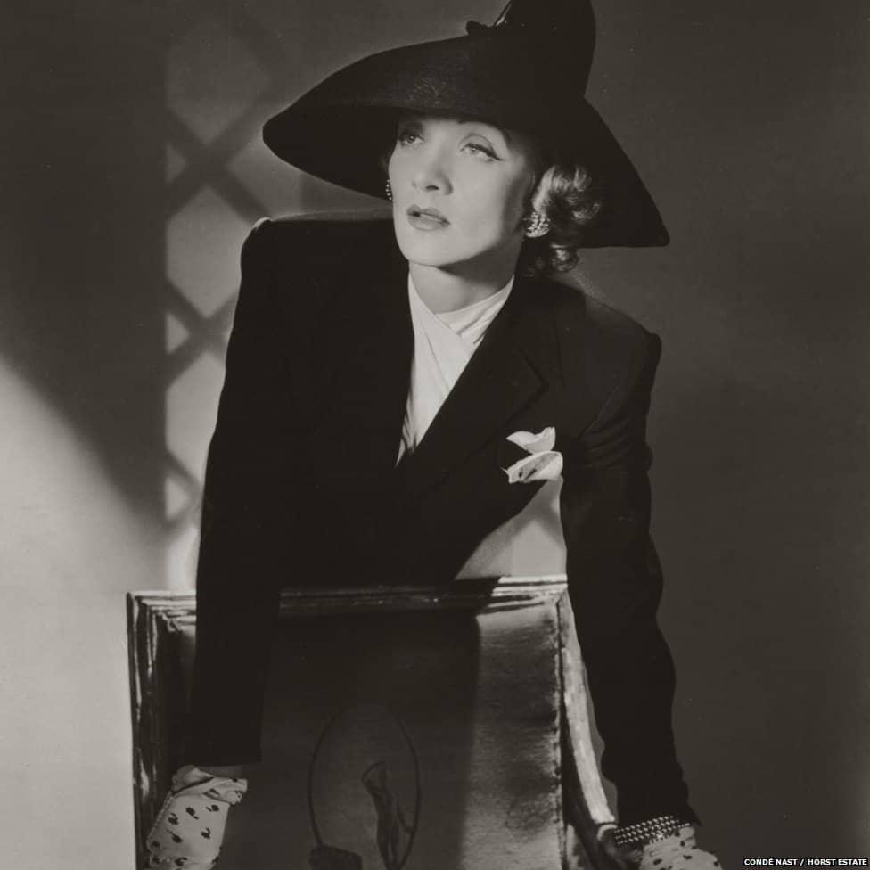 Marlene Dietrich, Horst P Horst