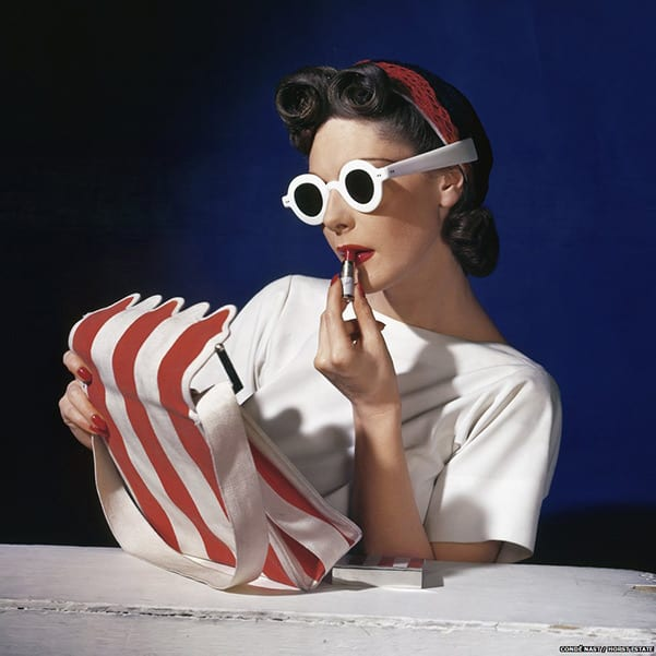 Horst Vogue Cover, Maxwell