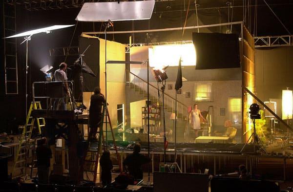 Gregory Crewdson, Behind the Scenes