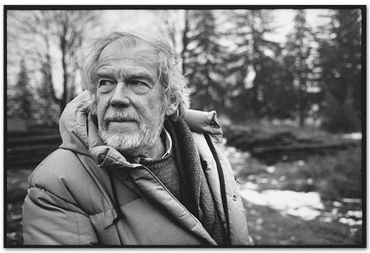 Sven Nkvist Portrait