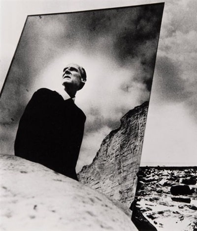 Bill Brandt, Self-Portrait