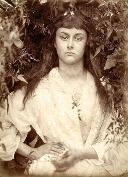 Alice, Julia Margaret Cameron