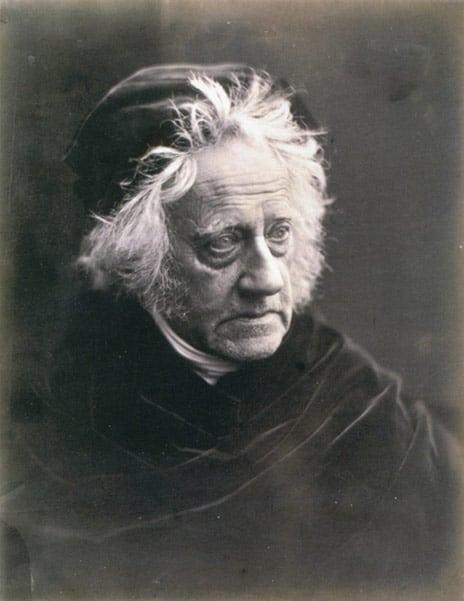 John Herschel, Julia Margaret Cameron