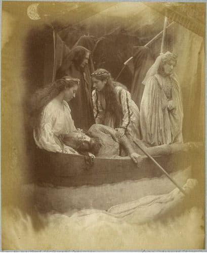 Tennyson Illustrations