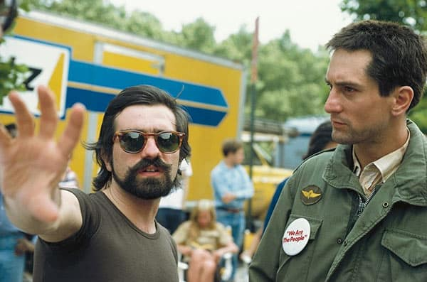 Martin Scorcese Filmmaking Quotes