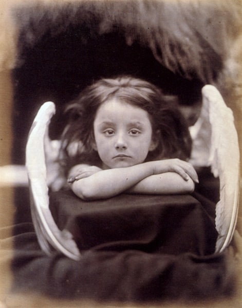 The Dream, Alfred Tennyson, Julia Margaret Cameron Photos