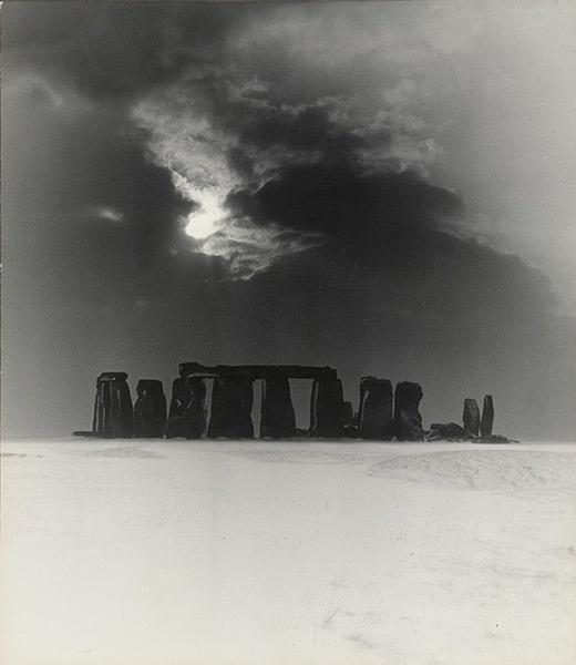 Stonehenge, Bill Brandt