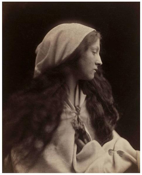 The Dream, Alfred Tennyson, Julia Margaret Cameron