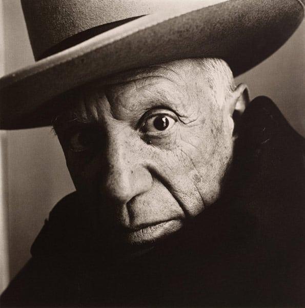Picasso, Irving Penn